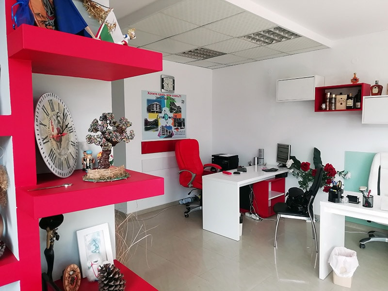 EvroDom21, our office